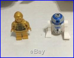 LEGO Star Wars Tantive IV 10198 Near Complete With Instructions And 2 Figures
