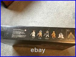 LEGO Star Wars Tantive IV (75244) and Death Star II Battle (40407)