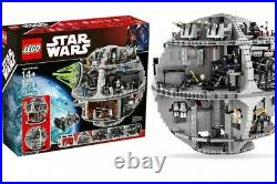 LEGO Star Wars Todesstern (10188) NEU/NEW, OVP/NRFB, All the Heroes you need