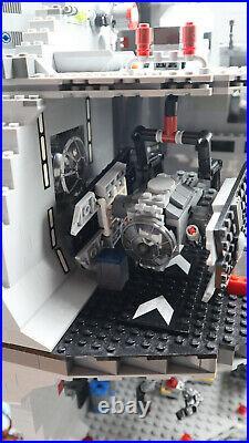 LEGO Star Wars Todesstern (10188) mit Bauanleitung und Figuren