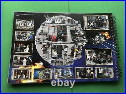 LEGO Star Wars UCS Death Star (75159) 100% Complete With Box, Manual & Minifigs