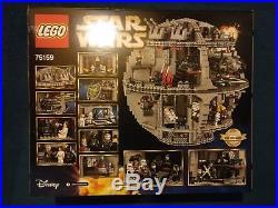 LEGO Star Wars UCS Death Star Brand New Sealed (75159)
