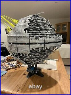 LEGO Star Wars UCS Death Star II (10143) Full Set With Box, Instructions