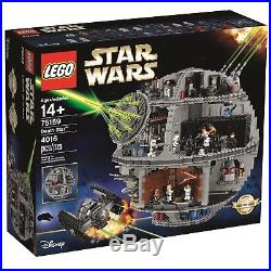 LEGO Star Wars Ultimate Collector's Series (UCS) Death Star 75159