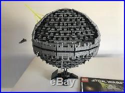 LEGO Start Wars Death Star II 10143
