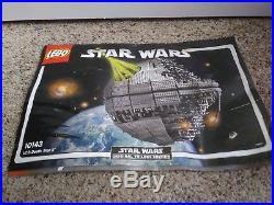 LEGO UCS #10143 Death Star II