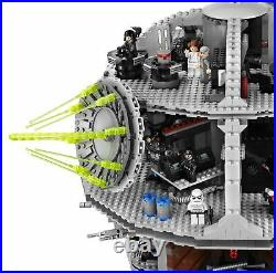 LEGO UCS Star Wars Death Star 10188 New with minor box flaws
