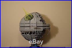 LEGO UCS Star Wars Death Star II (10143) 99.4% complete
