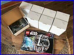 LEGO set 10188 Death Star Star Wars Episode 4/5/6