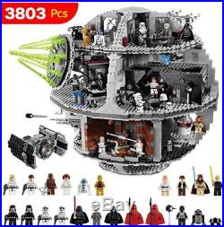 LEPIN STAR WARS Death Star, compatible with LEGO