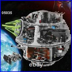 Lego 100% COMPATIBIL STAR WARS 3803 pz LA MORTE NERA DEATH STAR NEW