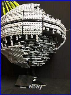 Lego 10143 Star Wars Death Star II UCS Episode 6 Nachbau! Rebricked! 3447 pcs