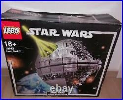 Lego 10143 Star Wars Ucs Death Star II Todestern 2 Original