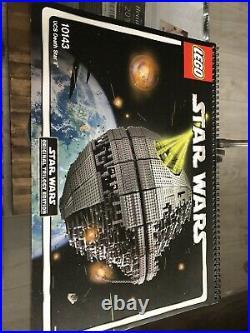 Lego 10143 UCS Star Wars Death Star II Todesstern neu passt zu 10019 10129 10030