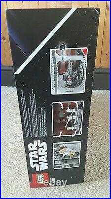 Lego 10188 Death Star New And Sealed Rare Retired Product Pre Disney Set