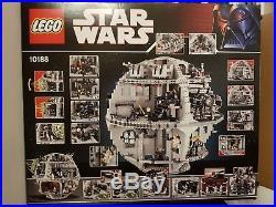 Lego 10188 Star Wars Death Star 25 Minifigures Complete Retired