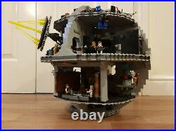 Lego 10188 Star Wars Death Star RETIRED Complete Box, Instructions, Minifig