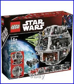 Lego 10188 Star Wars Death Star Retired