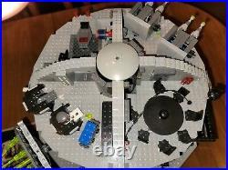 Lego 10188 Star Wars Death Star With Instruction Book