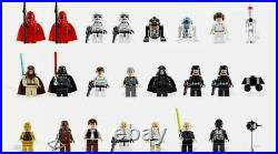 Lego 10188 Ucs Star Wars Ultimate Death Star 23 Minifigures Retired New Sealed