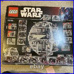Lego 10188 Ucs Star Wars Ultimate Death Star Collectors Item Factory Sealed Box