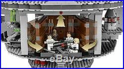 Lego 75159 Star Wars Death Star Bausteine Bauen Spiele Spaß Toy Unvollständig