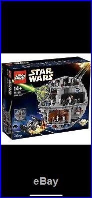 Lego 75159 Star Wars Death Star. Brand New and Unopended