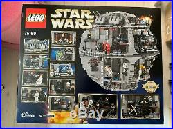 Lego 75159 Star Wars Death Star Brand New sealed in Mint Box