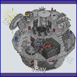 Lego 75159 Star Wars Death Star ONLY NO MINIFIGURES BRAND NEW