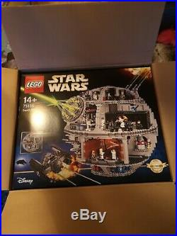 Lego 75159 Star Wars. Death star. Mint condition. Still In the Packing Case