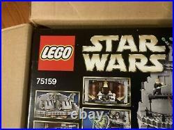 Lego 75159 Star Wars The Death Star 2016 sealed