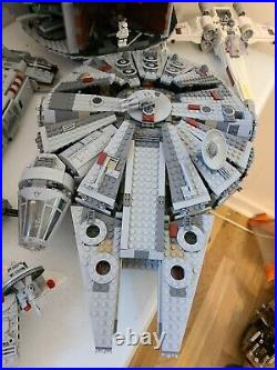 Lego Collection Star Wars Death Star, 75159 Millennium Falcon Storm Troopers