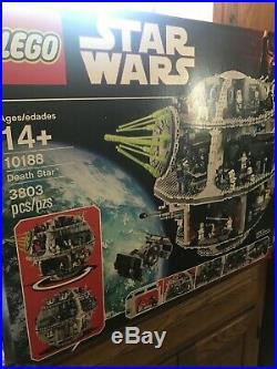 Lego Death Star 10188 Un-opened. Minor box Wear