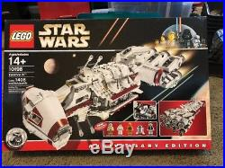 Lego Set 10198 Star Wars Exclusive Anniversary Edition TANTIVE IV New Sealed