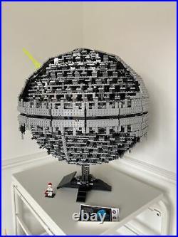 Lego Star Wars 10143 Death Star 100% Complete
