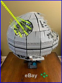 Lego Star Wars 10143 Death Star II Ultimate Collectors Series UCS100% Complete