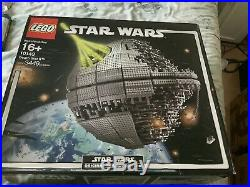 Lego Star Wars 10143 Deathstar II Ultimate Collectors Series Ucs