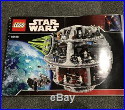 Lego Star Wars 10188 Death Star 100% Complete with Instructions