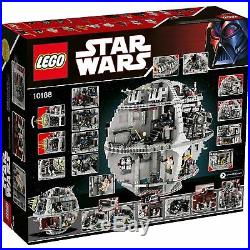 Lego Star Wars 10188 Death Star 2008 Retired Sealed Free Insurance