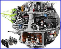 Lego Star Wars 10188 Death Star Brand New Factory Sealed
