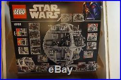 Lego Star Wars 10188 Death Star New & Sealed