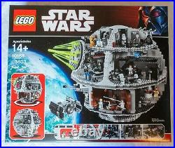Lego Star Wars 10188 Death Star Sealed Cash On Collection