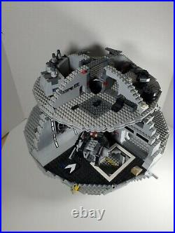 Lego Star Wars 2008 Death Star #10188 Retired Set (For Parts Only Not Complete)