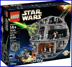 Lego Star Wars 75159 Morte Nera Death Star