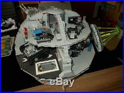 Lego Star Wars 75159 Todesstern / Death Star mit OVP und BA