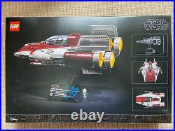 Lego Star Wars 75275 A-Wing Starfighter UCS Brand New Damaged Box