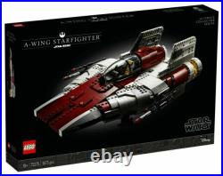 Lego Star Wars A-Wing Starfighter SEALED NEW(75275)