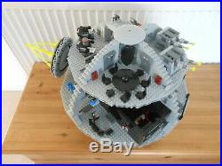 Lego Star Wars Death Star 10188 100% compete with Minifigs etc