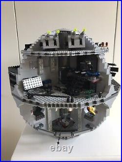 Lego Star Wars Death Star 10188 100% complete