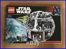 Lego Star Wars Death Star (10188) COMPLETE With Box